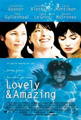Lovely & Amazing Movie Poster Movie Poster