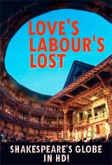 Love's Labour's Lost: Shakespeare in HD Movie Poster
