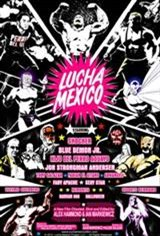 Lucha Mexico Movie Poster