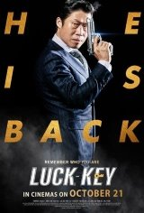 Luck-Key Large Poster