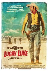 Lucky Luke Movie Poster