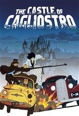 Lupin III: The Castle of Cagliostro Movie Poster