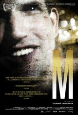 M Movie Poster