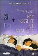 Ma nuit chez Maud Movie Poster