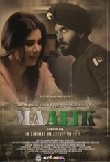 Maalik Movie Poster