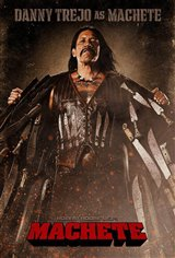 Machete Movie Poster