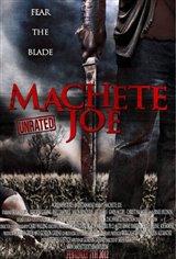 Machete Joe Movie Poster