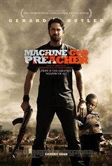 Machine Gun Preacher Movie Poster Movie Poster