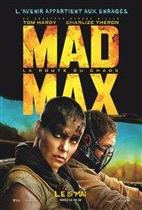 Mad Max : La route du chaos Affiche de film