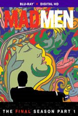 Mad Men: The Final Season, Part 1 Movie Poster Movie Poster