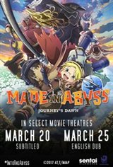 Made in Abyss: Journey's Dawn Large Poster