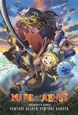 Made in Abyss Movie 1: Journey's Dawn (tabidachi no yoake) Large Poster