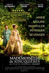 Mademoiselle de Joncquières (v.o.f.) Affiche de film