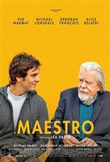 Maestro (v.o.f.) Affiche de film
