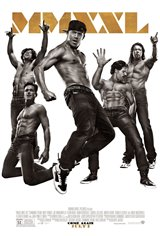Magic Mike XXL (v.f.) Affiche de film