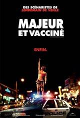 Majeur et vacciné Affiche de film