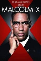 Malcolm X Movie Poster