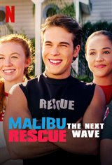 Malibu Rescue: The Next Wave (Netflix) Movie Poster