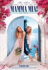 Mamma Mia! Affiche de film