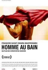 Man at Bath Movie Poster