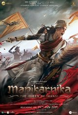 Manikarnika (Hindi) Movie Poster