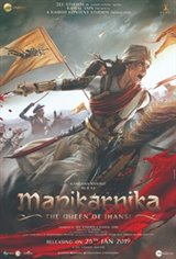 Manikarnika (Telugu) Movie Poster