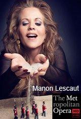 Manon Lescaut : Metropolitan Opera Affiche de film