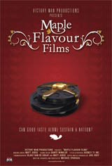 Maple Flavour Films Movie Poster