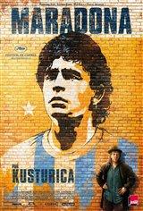 Maradona by Kusturica Movie Poster Movie Poster