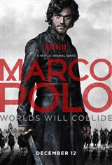 Marco Polo (Netflix) Movie Poster