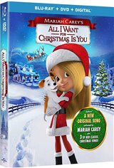 Mariah Carey's All I Want for Christmas Is You Movie Poster Movie Poster