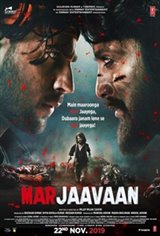 Marjaavaan Movie Poster