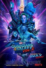 Marvel Studios 10th: Guardians of the Galaxy: Vol. 2 (IMAX 3D) Affiche de film