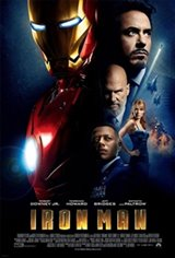 Marvel Studios 10th: Iron Man (IMAX) Movie Poster