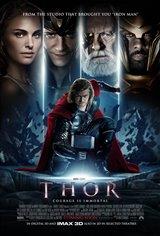 Marvel Studios 10th: Thor (IMAX 3D) Affiche de film