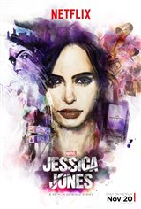 Marvel's Jessica Jones (Netflix) Movie Poster