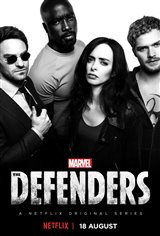 Marvel's The Defenders (Netflix) Affiche de film