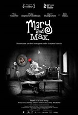 Mary and Max Large Poster
