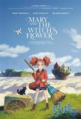 Mary and the Witch's Flower Large Poster