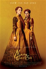 Mary Queen of Scots Affiche de film