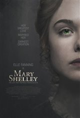 Mary Shelley Movie Poster Movie Poster
