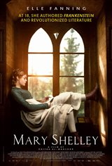 Mary Shelley (v.o.a.) Affiche de film