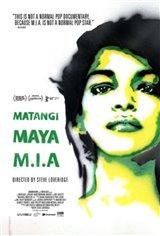 Matangi/Maya/M.I.A. (v.o.a.) Affiche de film