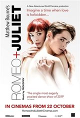 Matthew Bourne's Romeo and Juliet Affiche de film