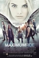 Maximum Ride Movie Poster