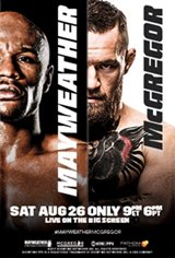 Mayweather vs. McGregor Movie Poster