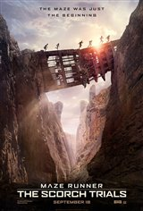 Maze Runner: The Scorch Trials Affiche de film