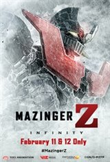 Mazinger Z: INFINITY Large Poster