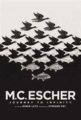 M.C. Escher: Journey To Infinity Large Poster