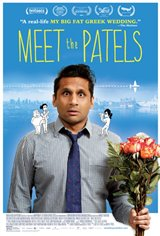Meet the Patels (v.o.a.) Affiche de film